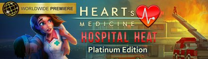 Heart's Medicine - Hospital Heat Platinum Edition screenshot