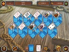 Solitaire Legend of the Pirates thumb 3