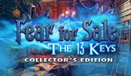 Fear For Sale: The 13 Keys Collector's Edition