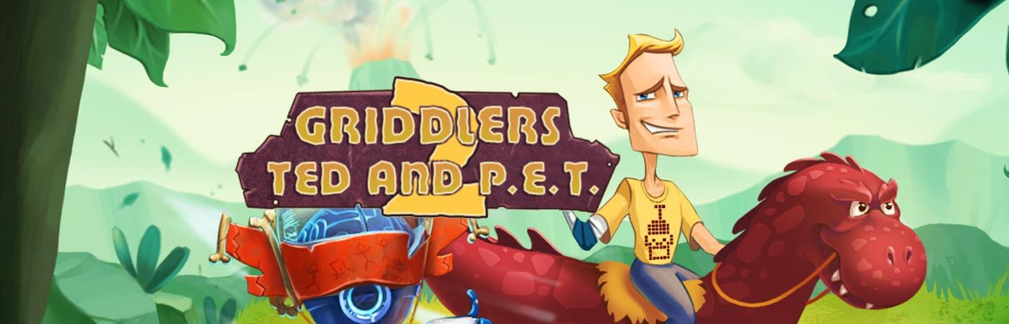 Griddlers - Ted and P.E.T. 2