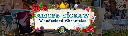 Alice's Jigsaw Wonderland Chronicles 2 screenshot