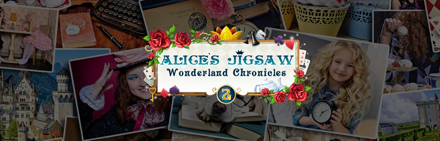 Alice's Jigsaw Wonderland Chronicles 2