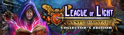 League of Light: Wicked Harvest Collector's Edition screenshot