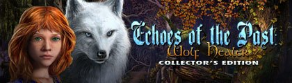 Echoes of the Past: Wolf Healer Collector's Edition screenshot