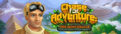 Chase for Adventure - The Iron Oracle screenshot