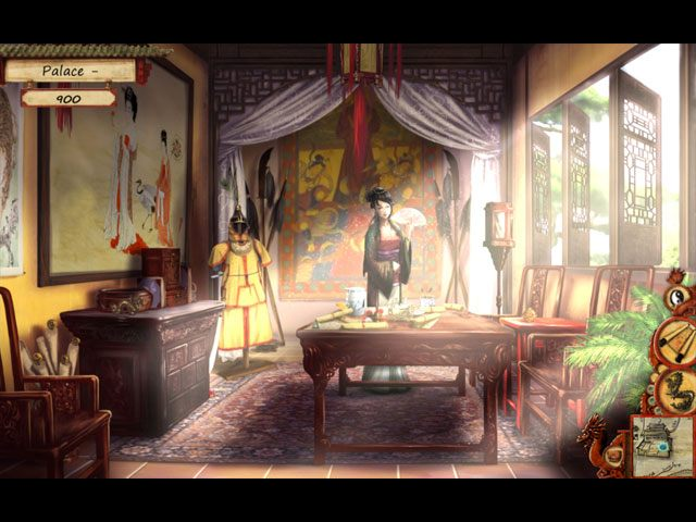 Judge Dee: The City God Case large screenshot
