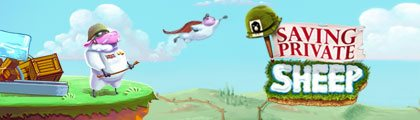 Saving Private Sheep screenshot