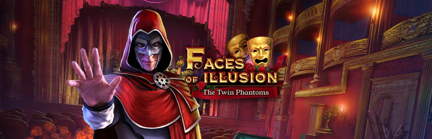 Faces of Illusion: The Twin Phantoms