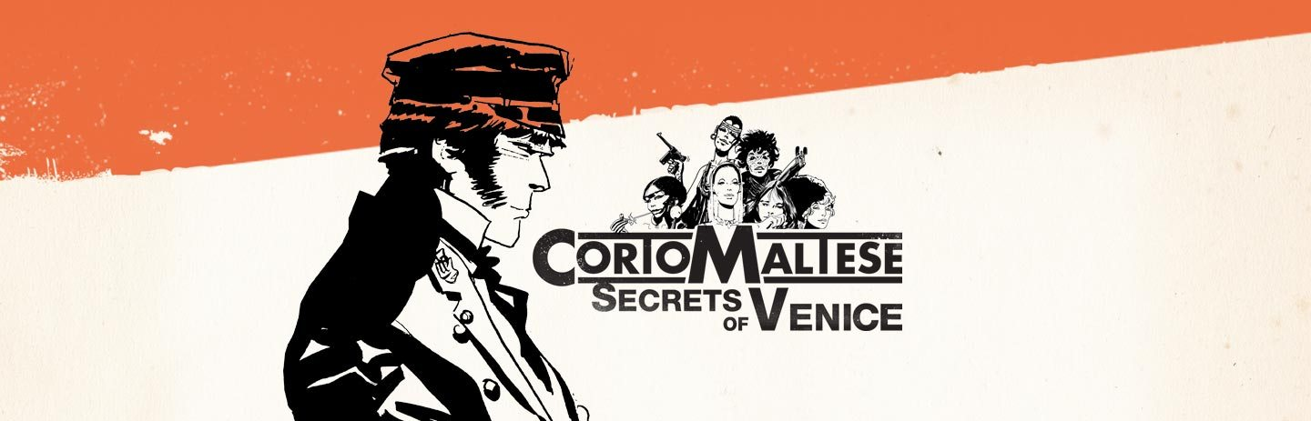 Corto Maltese - Secret of Venice