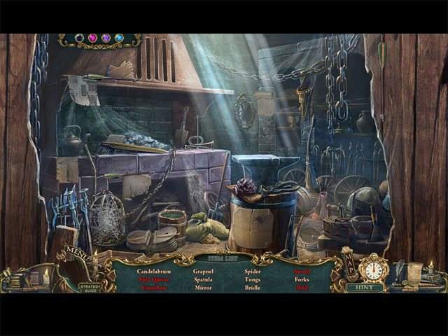 Haunted Legends: Stone Guest Collector's Edition large screenshot