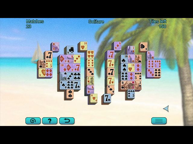 Ocean Mahjong large screenshot