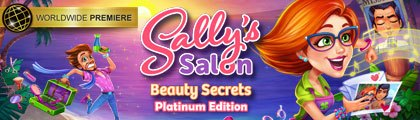 Sally's Salon - Beauty Secrets Platinum Edition screenshot