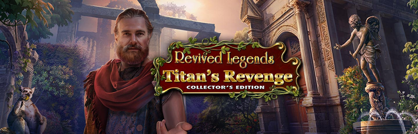 Revived Legends: Titan's Revenge Collector's Edition