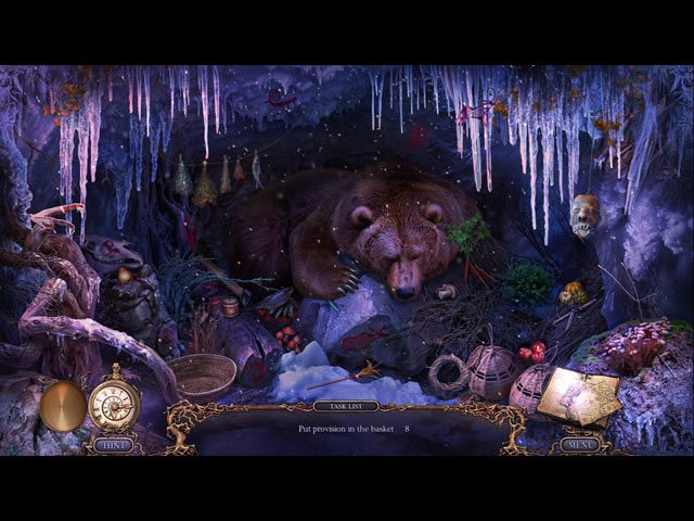 Grim Tales: Color of Fright large screenshot
