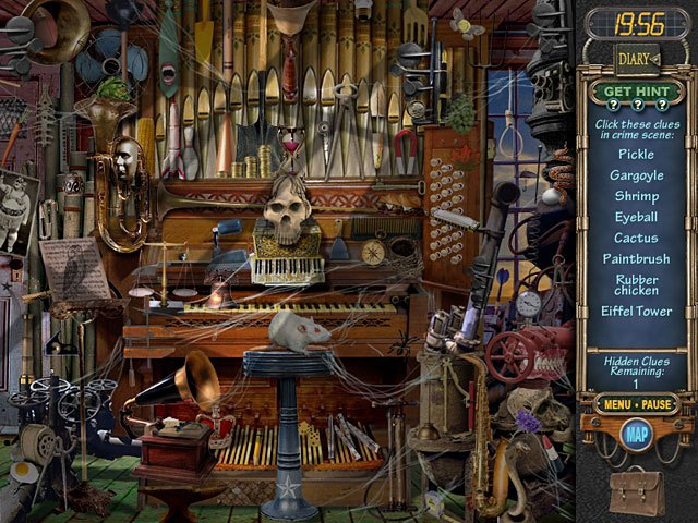 Mystery Case Files: Ravenhearst large screenshot