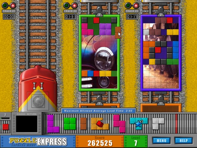 Puzzle Express large screenshot