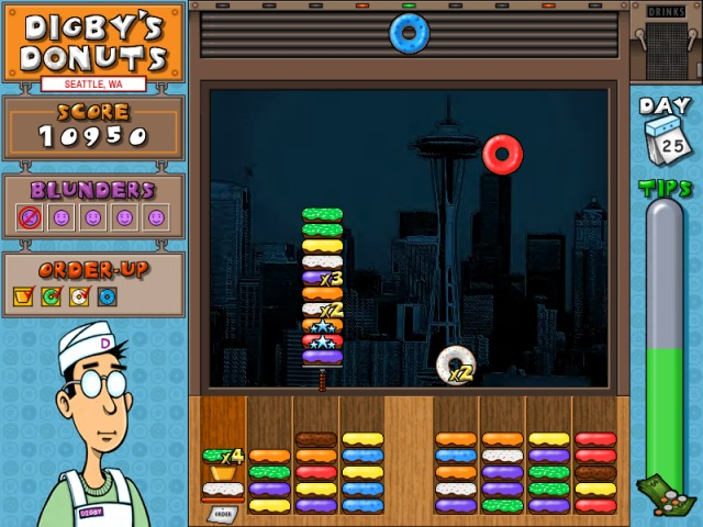 Digby's Donuts large screenshot