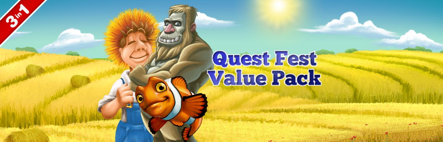 Quest Fest Value Pack