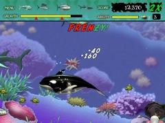 Feeding Frenzy Screenshot 3