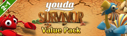Youda Survivor Value Pack screenshot