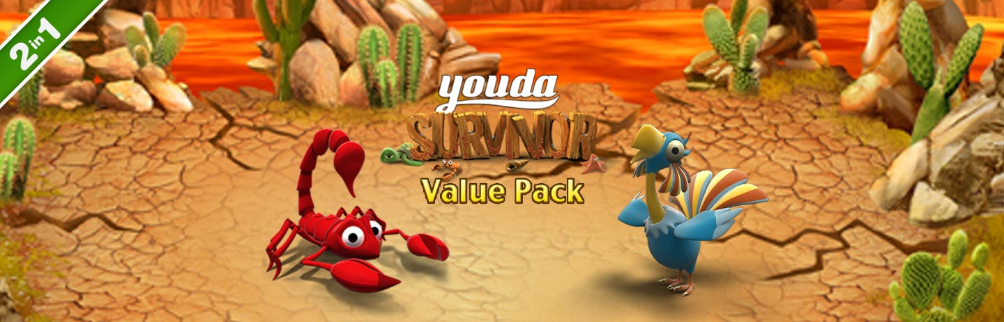 Youda Survivor Value Pack