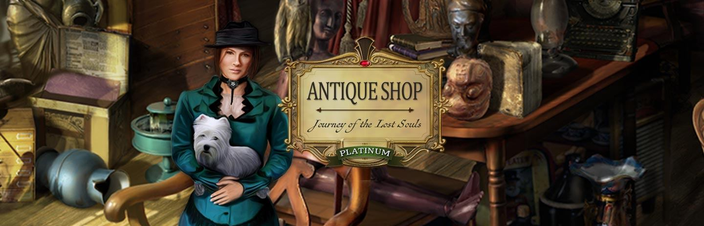 Antique Shop: Journey of the Lost Souls Platinum Edition