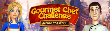 Gourmet Chef Challenge: Around the World screenshot