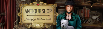 Antique Shop: Journey of the Lost Souls screenshot