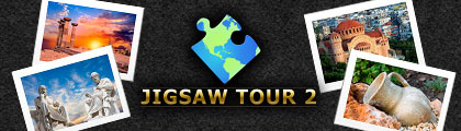 Jigsaw World Tour 2 screenshot