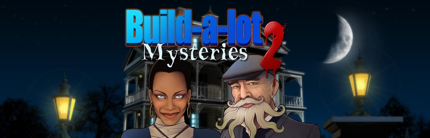 Build-a-lot Mysteries 2