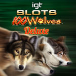 IGT Slots 100 Wolves Deluxe
