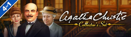 Agatha Christie Collectors Set 4-in-1 screenshot