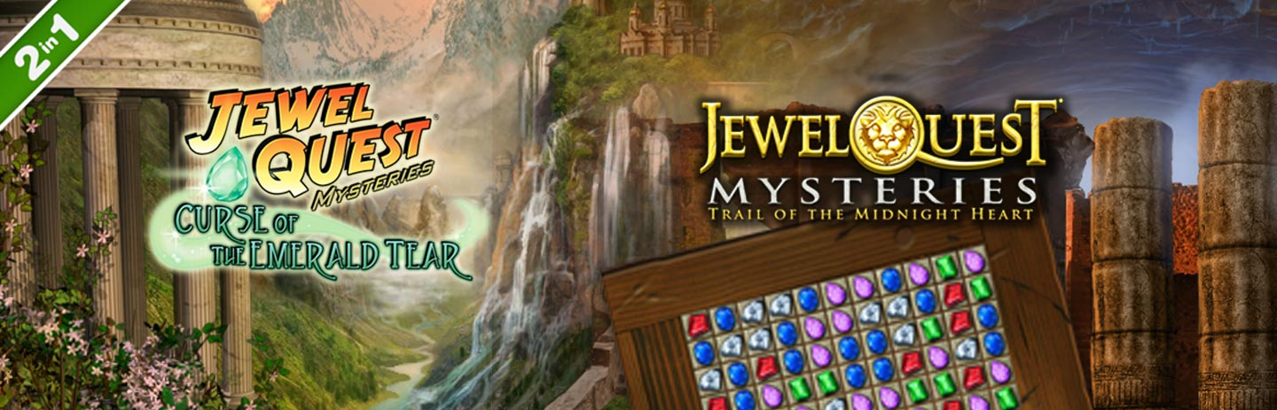Jewel Quest Mysteries Bundle