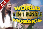World Mosaics 5-in-1 Bundle Download