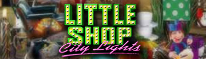 Little Shop - City Lights screenshot