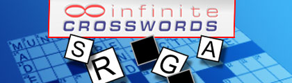 Infinite Crosswords screenshot