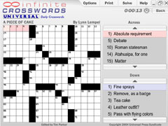 Infinite Crosswords thumb 1
