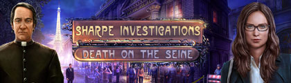 Sharpe Investigations - Death on the Seine screenshot