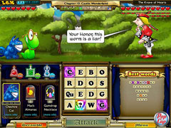Bookworm Adventures: Fractured Fairytales Screenshot 1