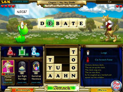 Bookworm Adventures: Fractured Fairytales Screenshot 2