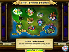 Bookworm Adventures: Fractured Fairytales Screenshot 3