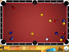 Backspin Billiards Screenshot 1