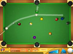 Backspin Billiards Screenshot 2
