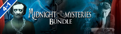 Midnight Mysteries 4-in-1 Bundle screenshot