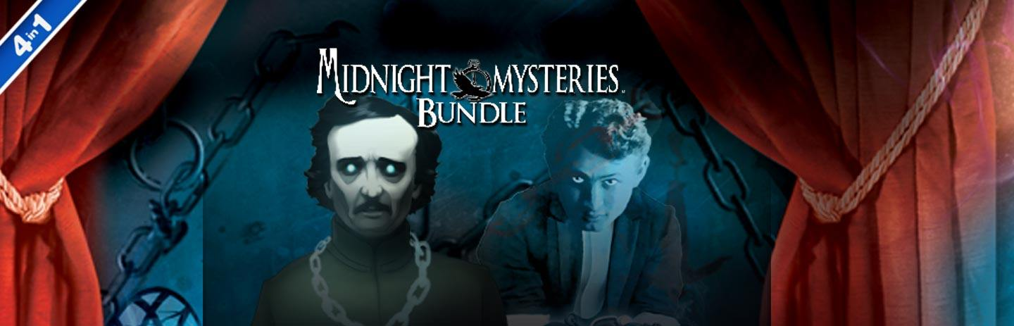 Midnight Mysteries 4-in-1 Bundle