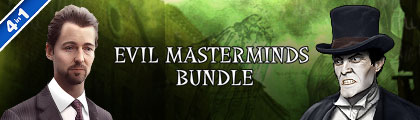 Evil Masterminds 4-in-1 Bundle screenshot