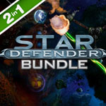 Star Defender Bundle - 2 in 1