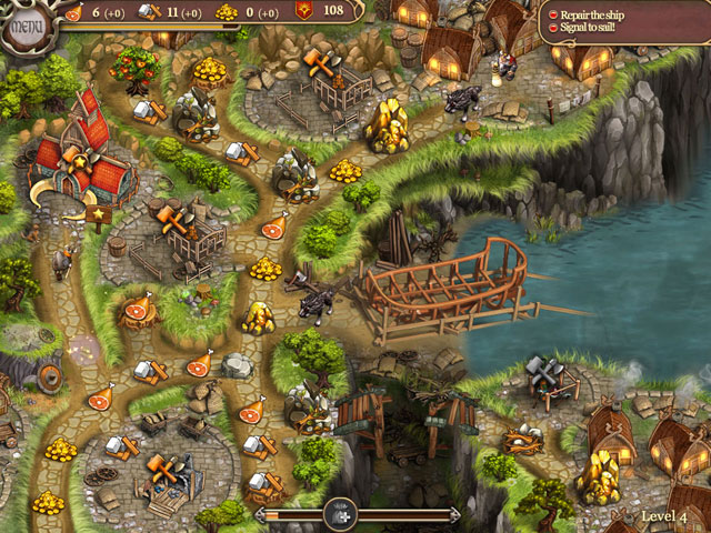 Northern Tale 4 large screenshot