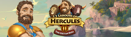 12 Labours of Hercules II: The Cretan Bull screenshot