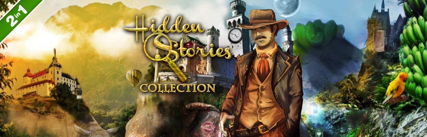 Hidden Stories Collection